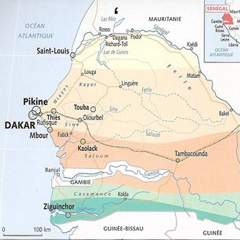 L'accès à l'eau au Sénégal Oriental