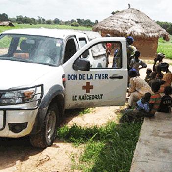 Mission au Sénégal Oriental du 22 au 26 août 2016
